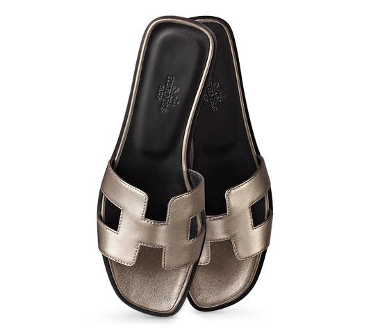 Sandalen leder | Hermès Netherlands