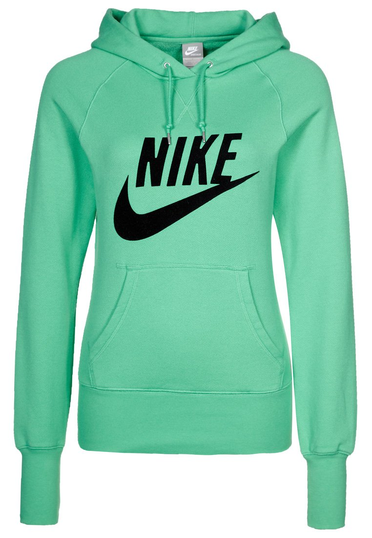 nike sportswear limitless hoodie green. Black Bedroom Furniture Sets. Home Design Ideas