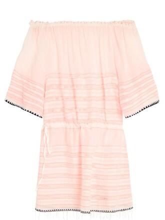 dress striped dress light pink light pink