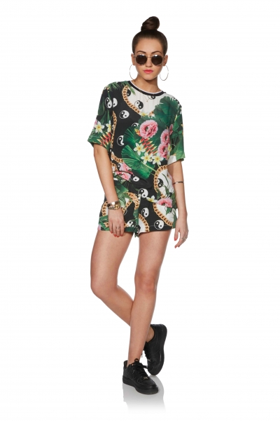Ying Yang Boxer Shorts - Streetwear