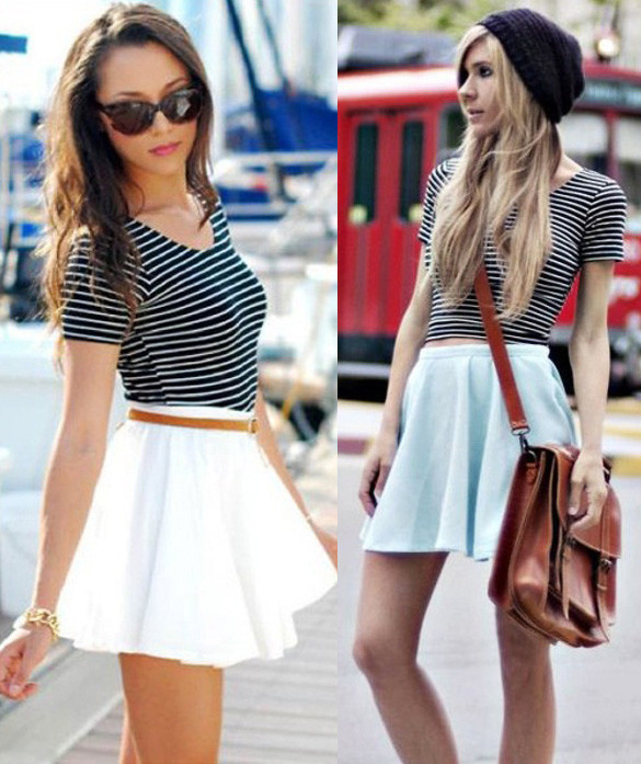 Jessy Crop Top | Outfit Made