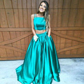 dress,dressesofgirl,prom dress,long prom dress,two piece prom dresses,two piece dress set,a line prom dresses,blue prom dress,satin prom dresses,sleeveless prom dresses,prom dresses 2017,sparkly prom dress