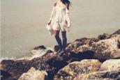 dress,white dress,cold shoulder,summer,boho,beach,cold shoulder dress,boho dress,open shoulder,tunic dress,light blue