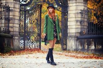 meri wild coat dress bag shoes