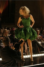 gossip girl,serena,blake lively,green dress,dress