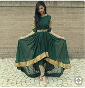 dress,new styles,green dress,afghanistan fashion