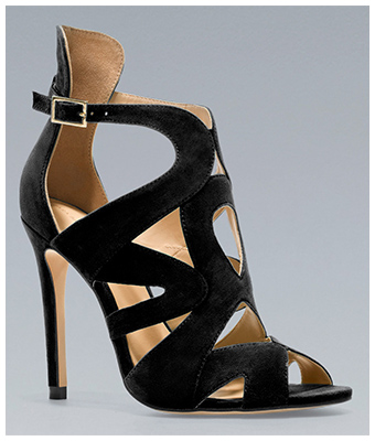 vs. Steal – Zara Strappy High-Heel Sandals