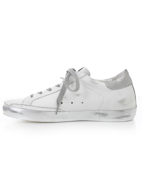sneakers silver shoes