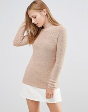 top,asos,clothes,sweater,beige sweater