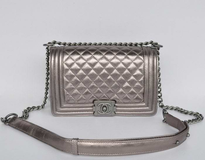 Chanel 2015 Le Boy Flap Shoulder Bag 7