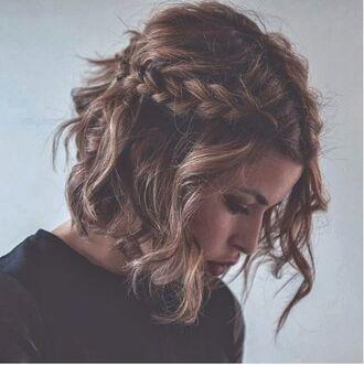 hair braid hair/makeup inspo shirt hairstyles