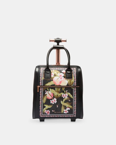 Ted Baker bag travel bag black peach