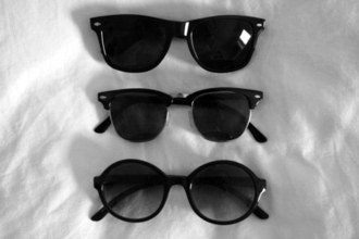 sunglasses black glasses round sunglasses rayban summer grunge white black sunglasses black cirlce clubwear clubmasters tumblr