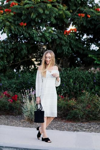 eat sleep wear blogger dress shoes bag jewels
