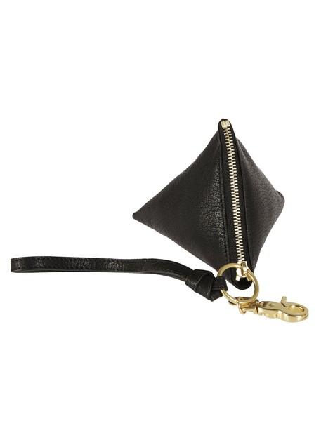 triangle purse bag