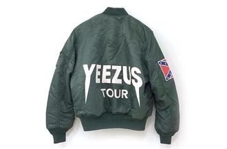jacket jacket kanye west bomber jacket kanye west. yeezus coat yeezus tour shirt kanye west green yeezy