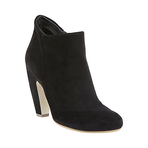 Free Shipping - Steve Madden Panelope Ankle Suede Booties