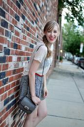 leopard print,eat sleep wear,grey skirt,white skirt,black skirt,skirt