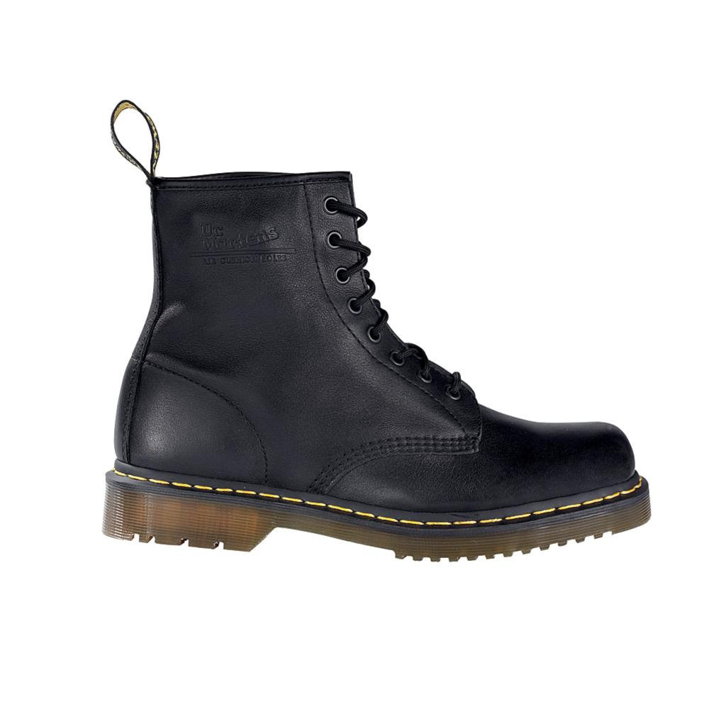 Mens Dr. Martens 1460 Nappa 8-Eye Boot, Black | Journeys Shoes