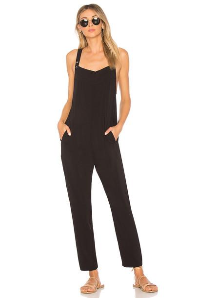 Tavik Swimwear jumpsuit black