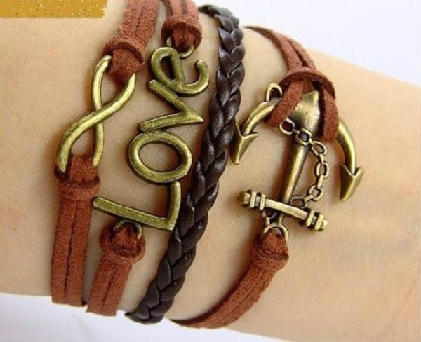 jewels bracelets infinity cool