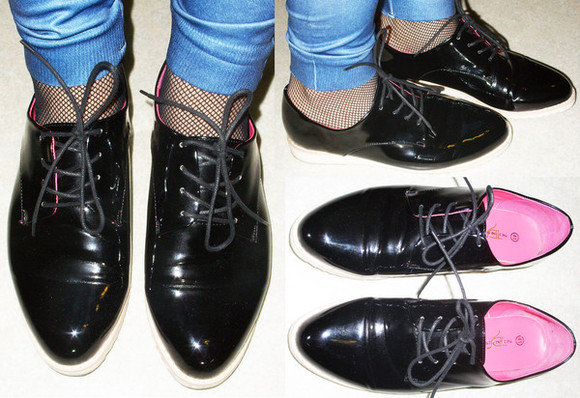 shoes derbies