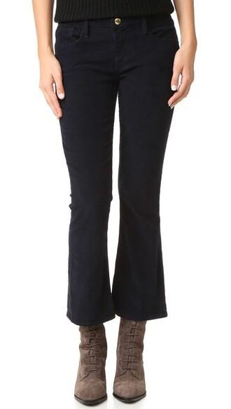 jeans mini blue