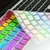 "Rainbow Key Cover for MacBook 13"" 15"" 17"" 
