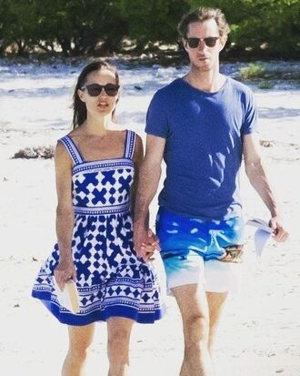 dress summer dress pippa middleton beach