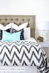 phone cover,bedding,bedroom,home decor,room type,blue,aqua,black,white,black and white,sleeping,sleep all day,house,decoration,beautiful,chevron,pajamas,bedtimeeeeeee,home accessory,college