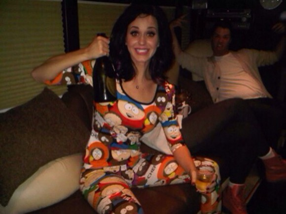 katy perry jumpsuit south park