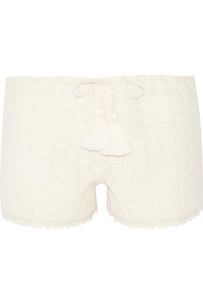 Talitha shorts lace shorts lace