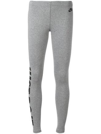 leggings women grey pants
