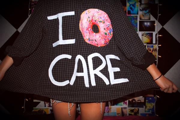 i donut care donut