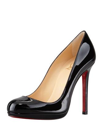 Artesur » christian louboutin round-toe pumps 4d703aaf8732