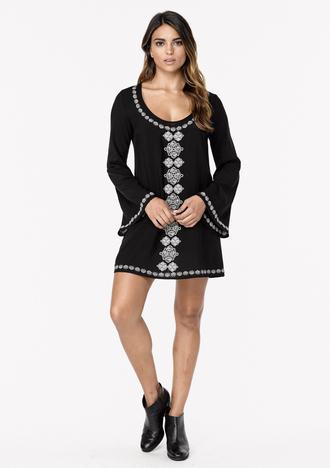 dress tunic tunic dress embroidery lovestitch shoplovestitch mini dress bohemian gypsy