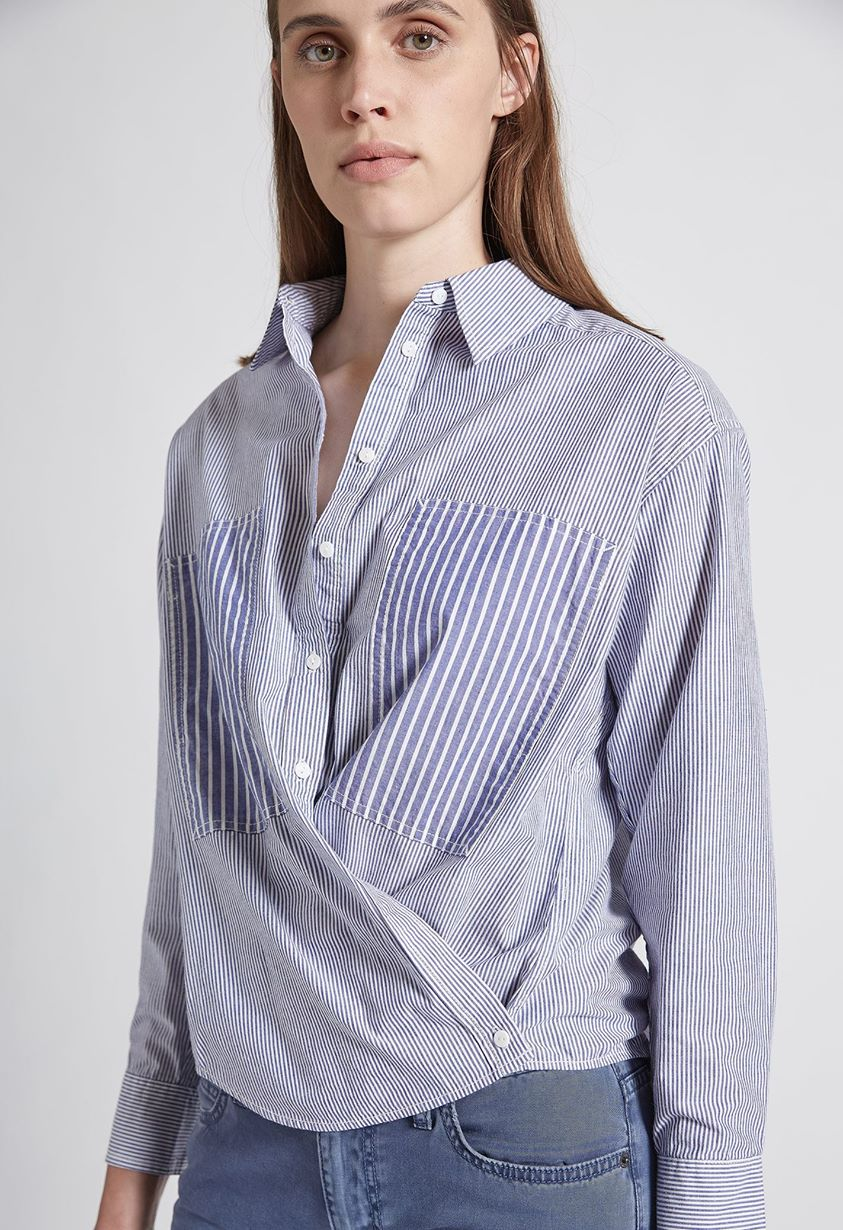 The Percy Cotton Blouse