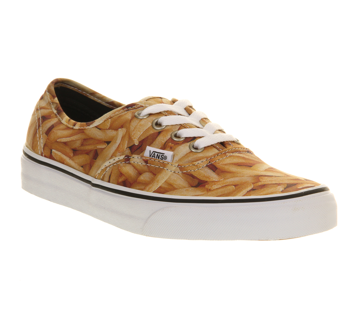 Vans Authentic French Fries SMU Exclusive Trainers Shoes | eBay