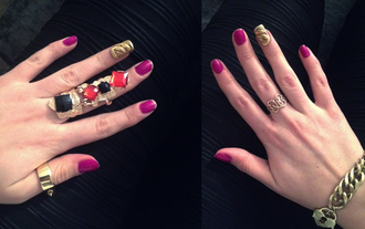 jewels gold nails metallic nails gold nail gold jewelry lacey jewellery fashion jewelelry cool bespoke gold accessory accessories fashion jewelry