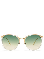 sunglasses,green