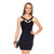 Heat It Up Dress - Black | Vanity Row