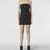 Womens Crystal Mesh Dress (Black) | ALLSAINTS.com