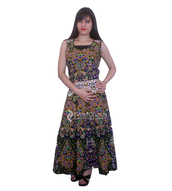 dress,evening mandala gown,grey long gown,maxi dress,floral maxi dress,womens summer gowns,trendy gowns,fashion treends,cotton long gown,womenwear,clothes,mandala clothes,one shoulder long gown,womens gowns,boho summer outfits,unique dress,dressy,women style