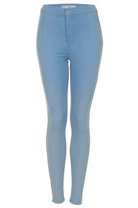 MOTO Baby Blue Wash Joni Jeans - Jeans - Clothing - Topshop