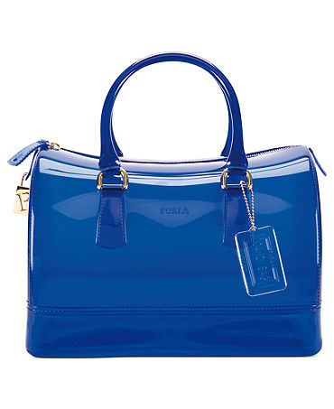 Furla candy bauletto satchel