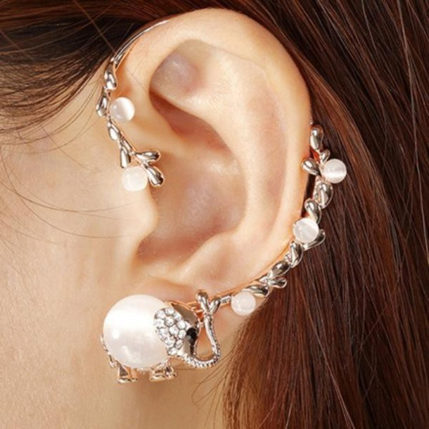 jewels ear cuff