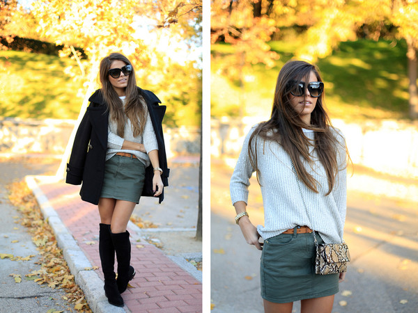 seams for a desire coat sweater skirt bag shoes