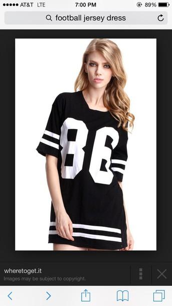 dress jersey dress style