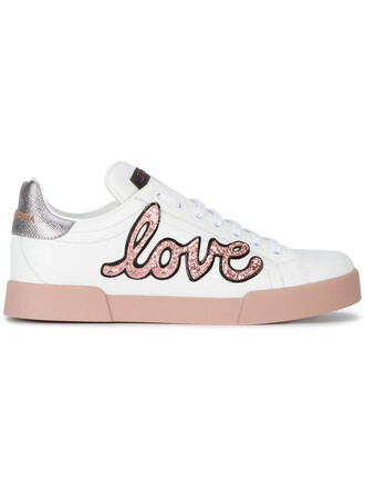 glitter women love embellished sneakers leather white silk shoes