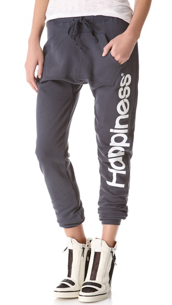 Happiness Happiness Sweatpants | SHOPBOP